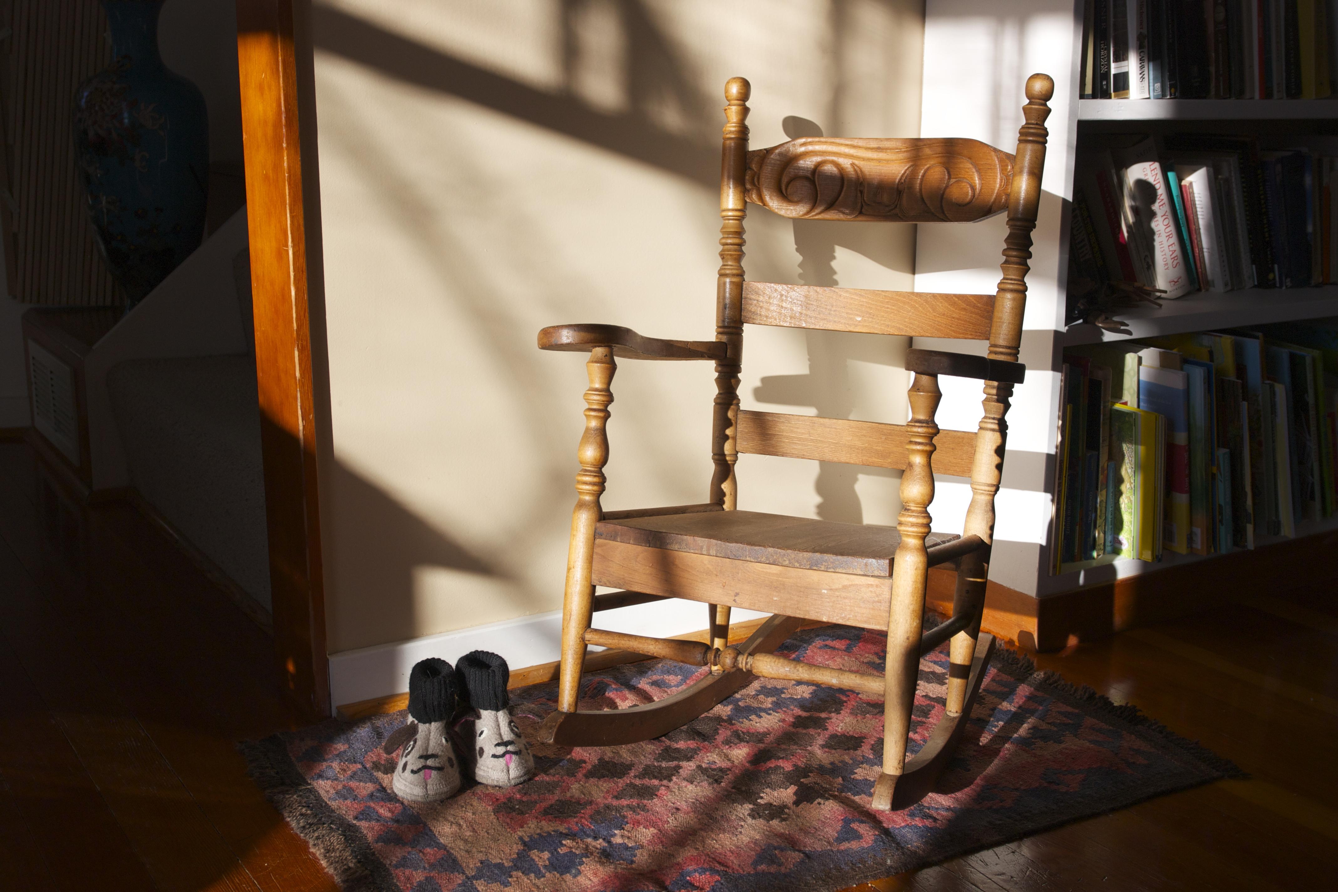 Opal's chair