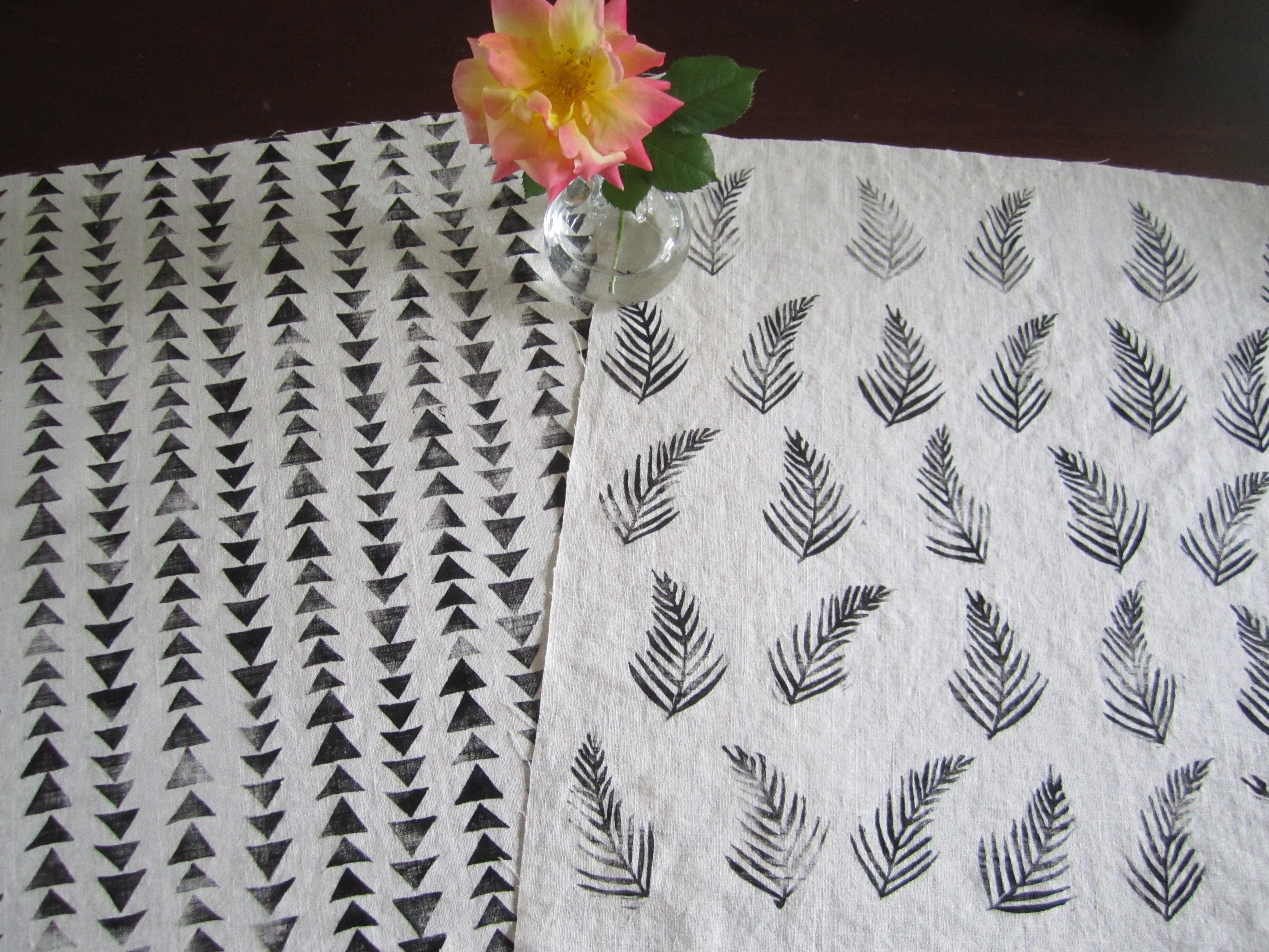fabric printed