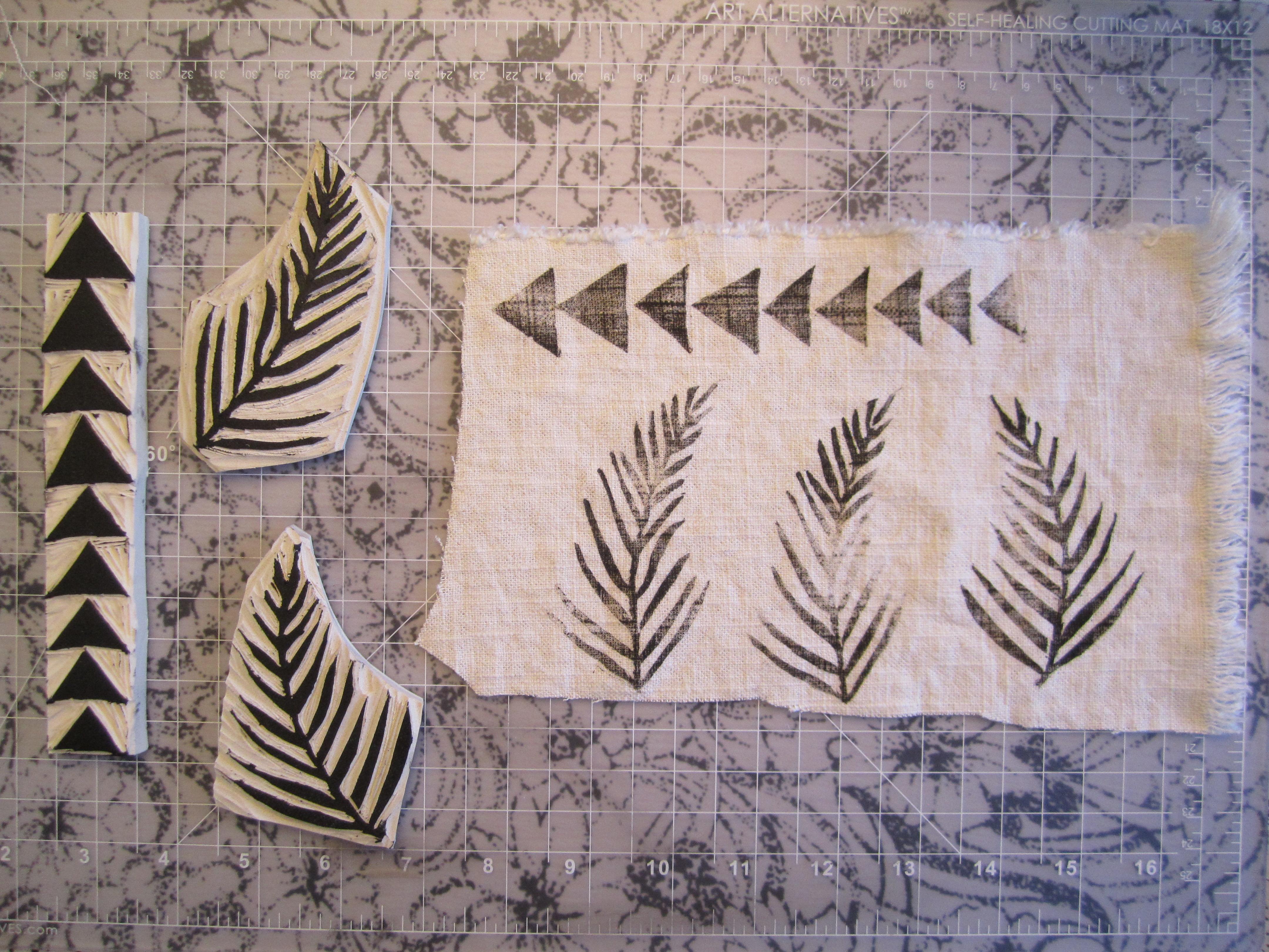 test fabric