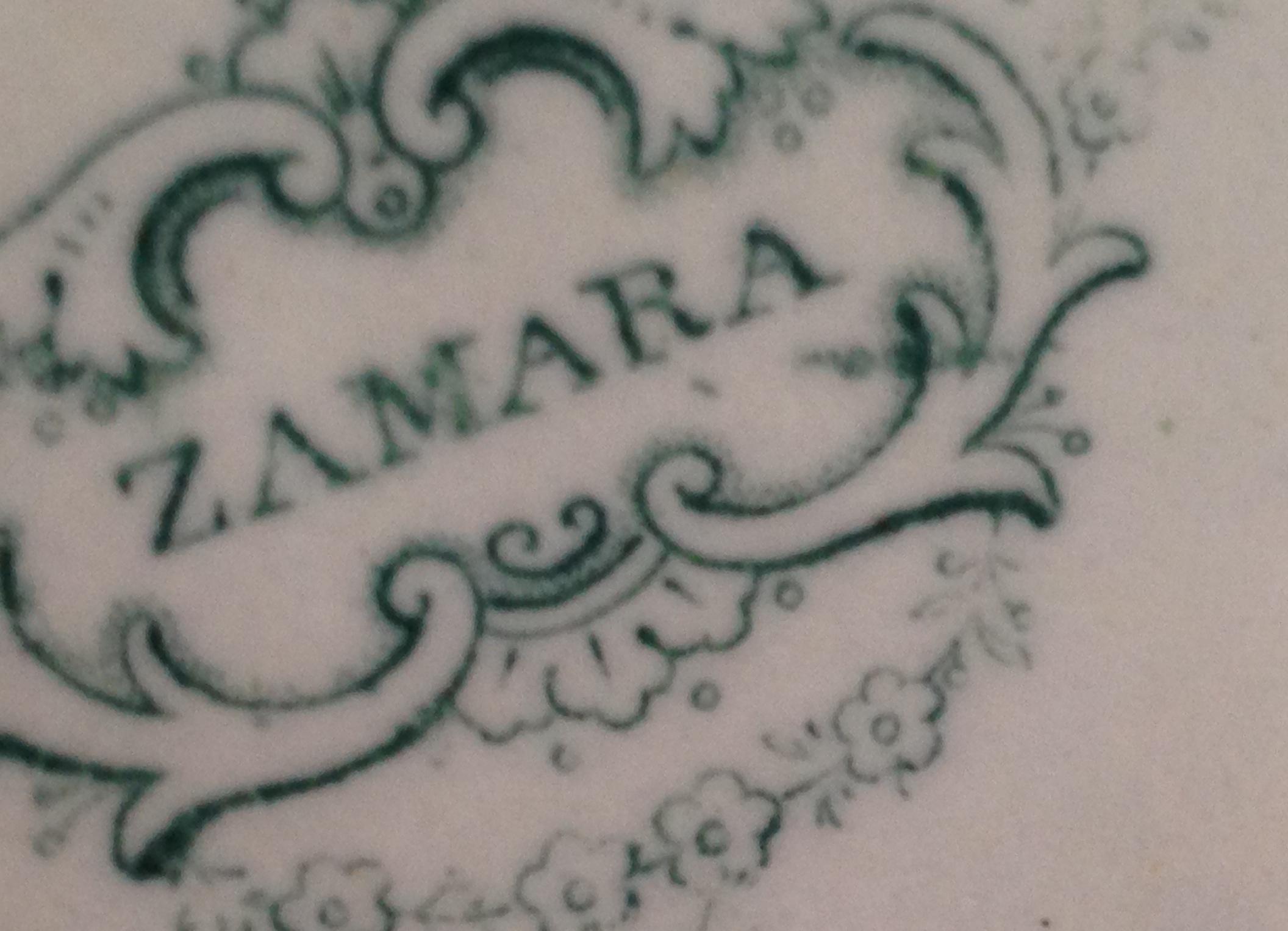 Zamara Trademark