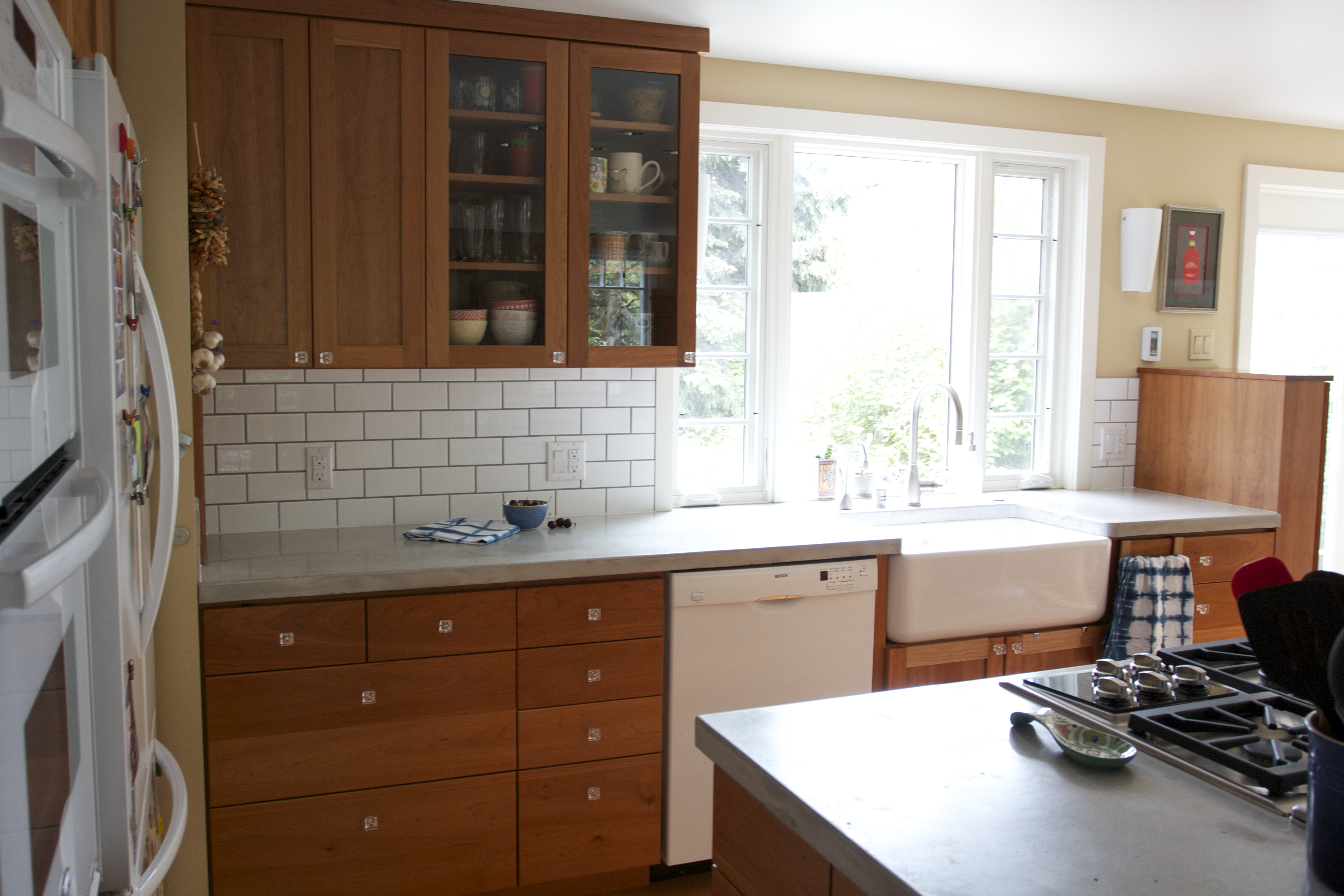 Mera's House: A New Kitchen Backsplash – Red House West