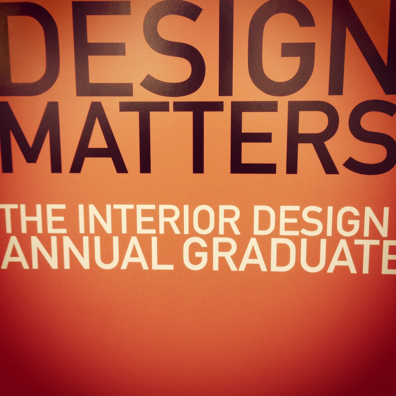 My week at the interior design school in london red for The interior design school london
