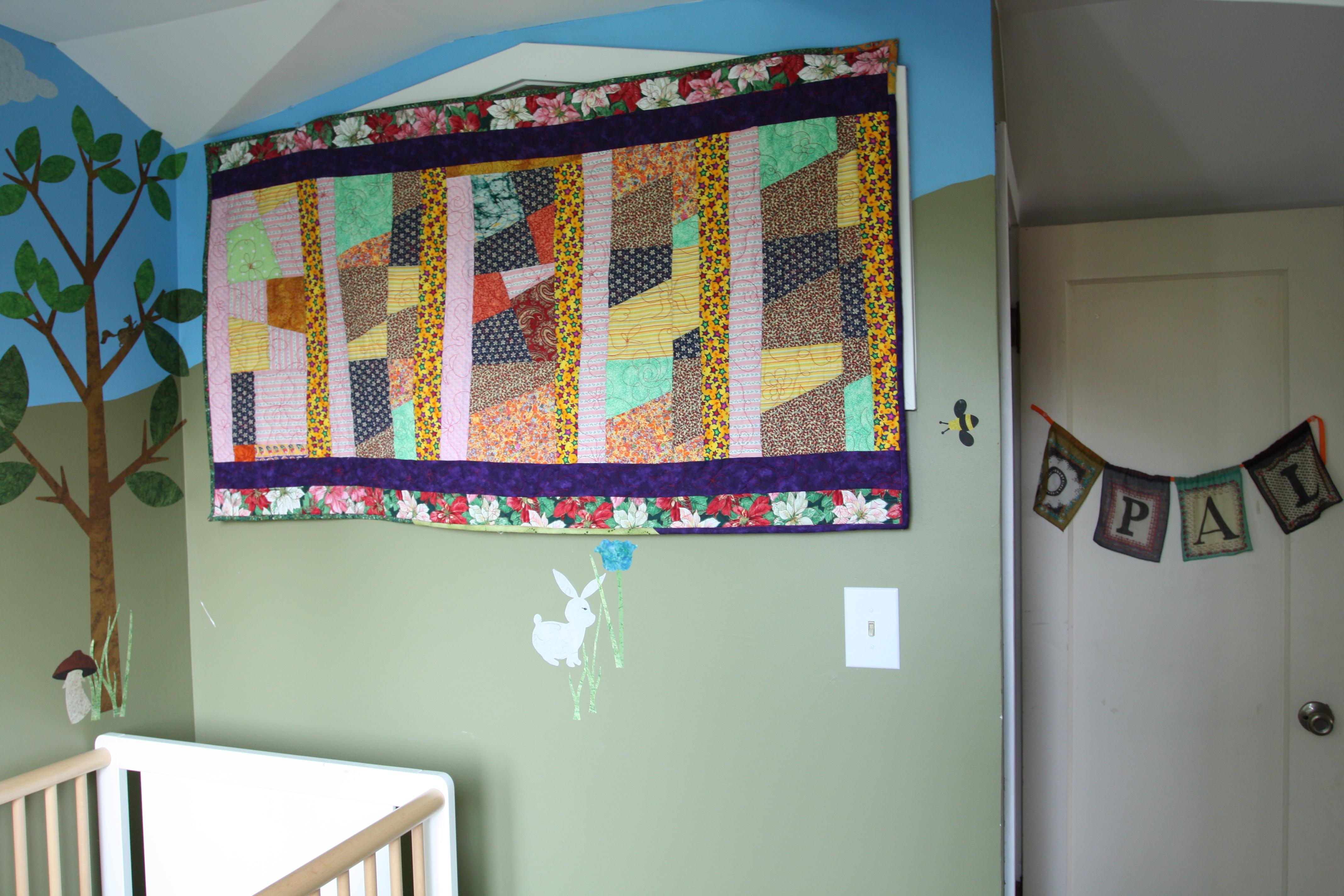 Netzy's quilt