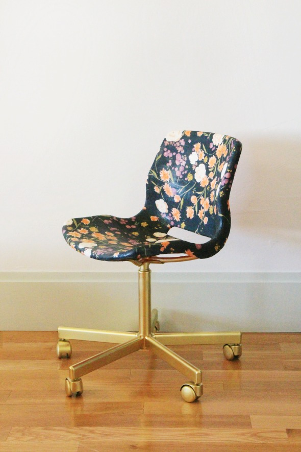 Jenny Komenda fabric chair