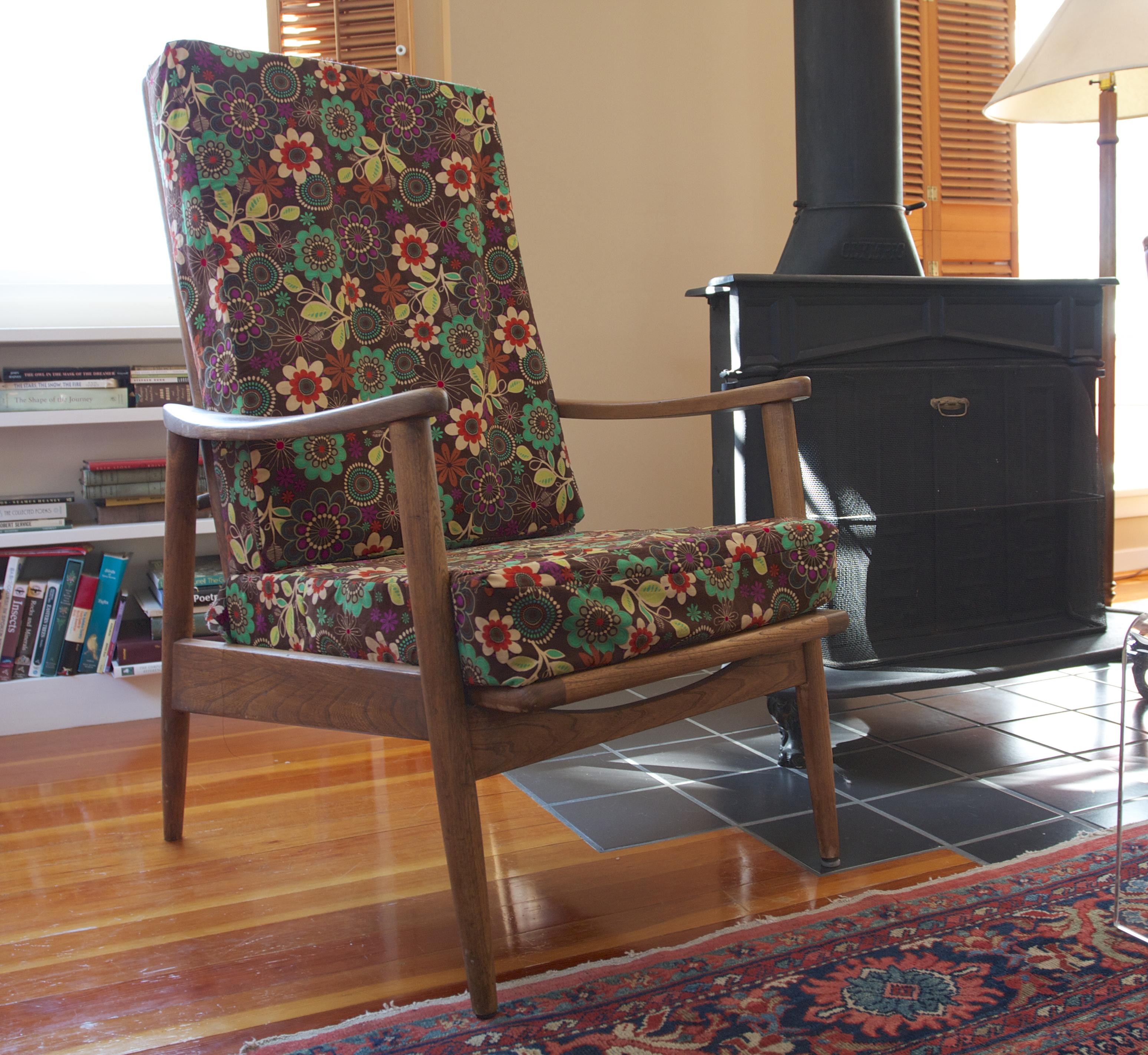 Red House West || Mid Century Chair Make-Under