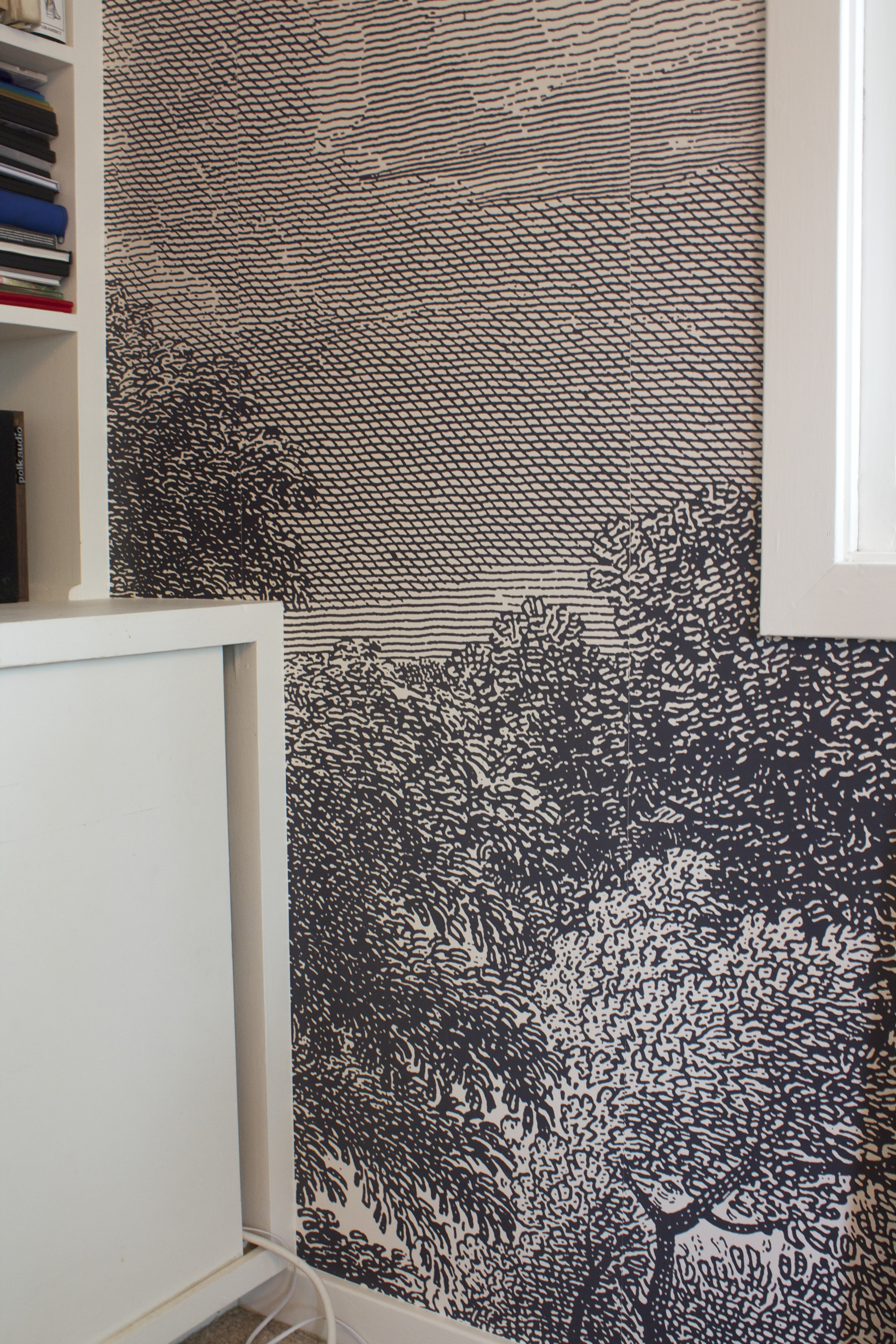 Five Tips for Wallpapering Success – Red House West
