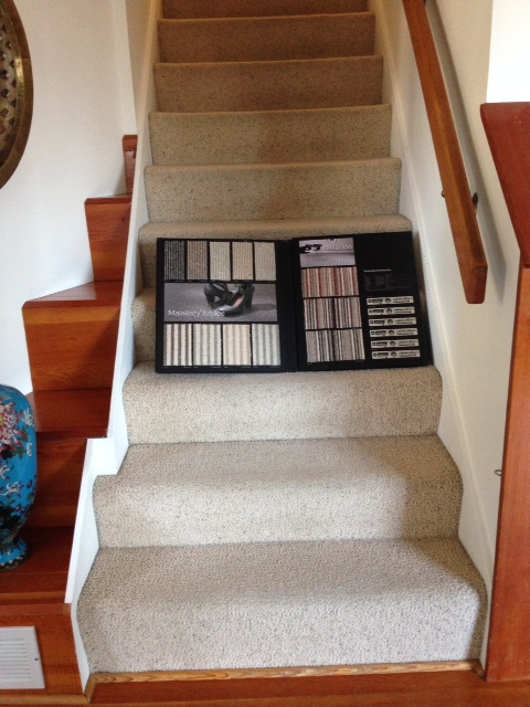 Red House West || Stair Runner