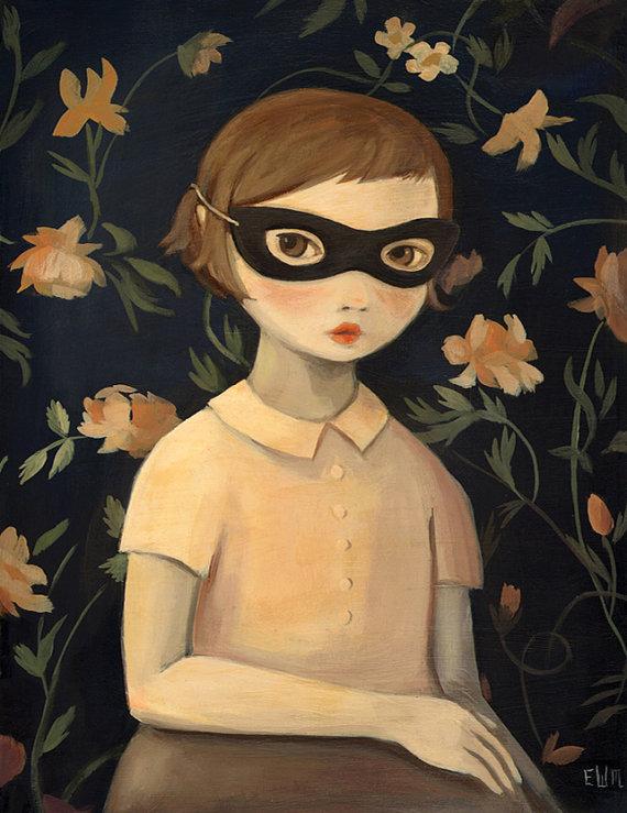 Masked Evaline