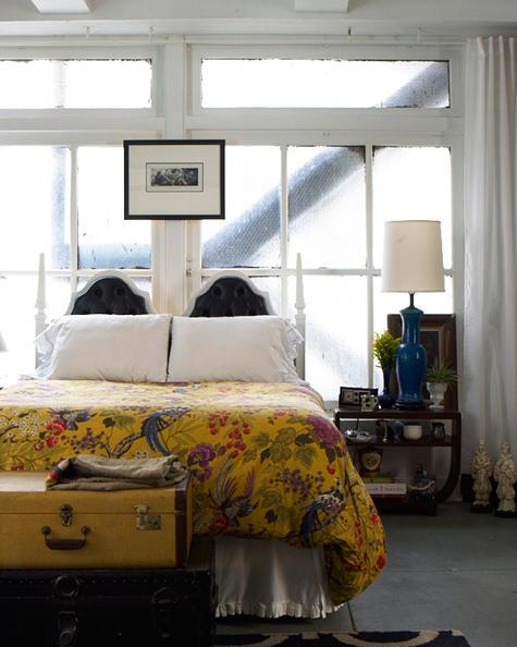 beds in front of windows red house west. Black Bedroom Furniture Sets. Home Design Ideas